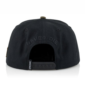 OFFICIAL NEVER DIE COLLECTION 1D 2.0 ND - BLACK
