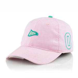 OFFICIAL MADRAS COLLECTION MAST SPORT 6PANEL - PINK