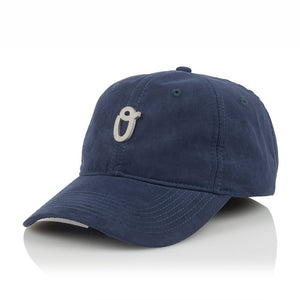 SKATE COLLECTION OFFICIAL 'O' SUEDE - NAVY