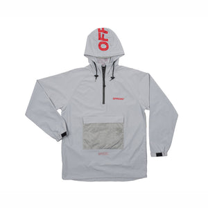 OFFICIAL AERO ANORAK JACKET - GREY