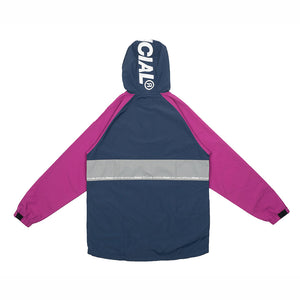 OFFICIAL AERO ANORAK JACKET - PURPLE