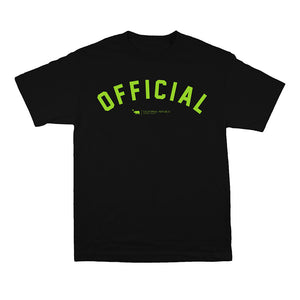 Dole Arc Tee  - Black