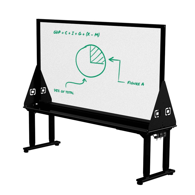 Revolution Lightboard for Learning