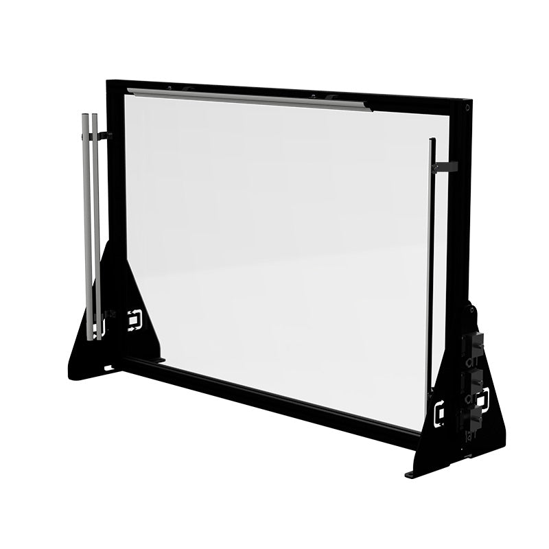 Extra Large 63 Inch Tabletop Lightboard With Presenter Lights