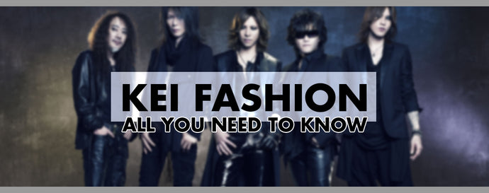 What is Kei Fashion? All You Need to Know