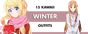 15 Kawaii Winter Outfits