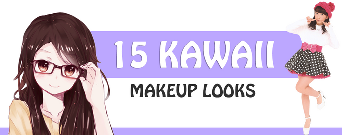 15 Kawaii Make Up Looks