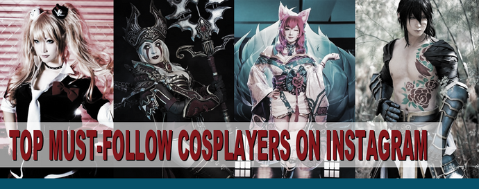 Top Must-Follow Cosplayers on Instagram