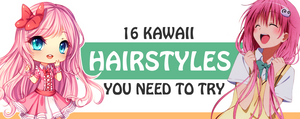 16 Kawaii Hairstyles You Need To Try