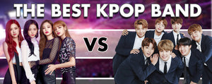BTS vs Blackpink: Which one is the best kpop band?