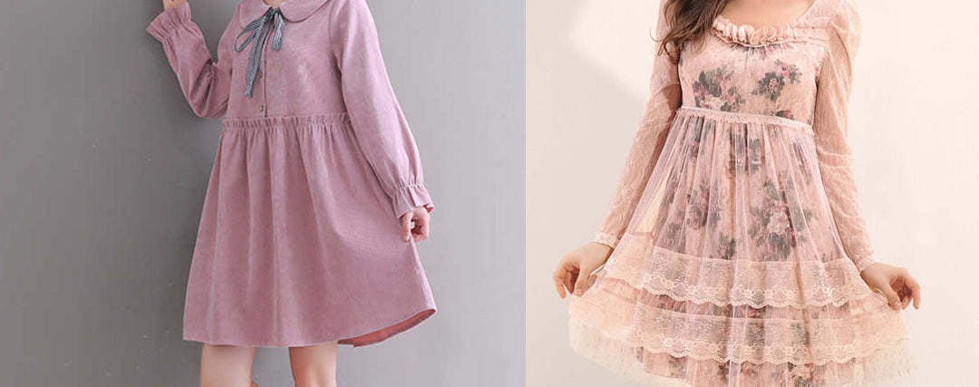 simple kawaii outfit Baby Doll Dresses