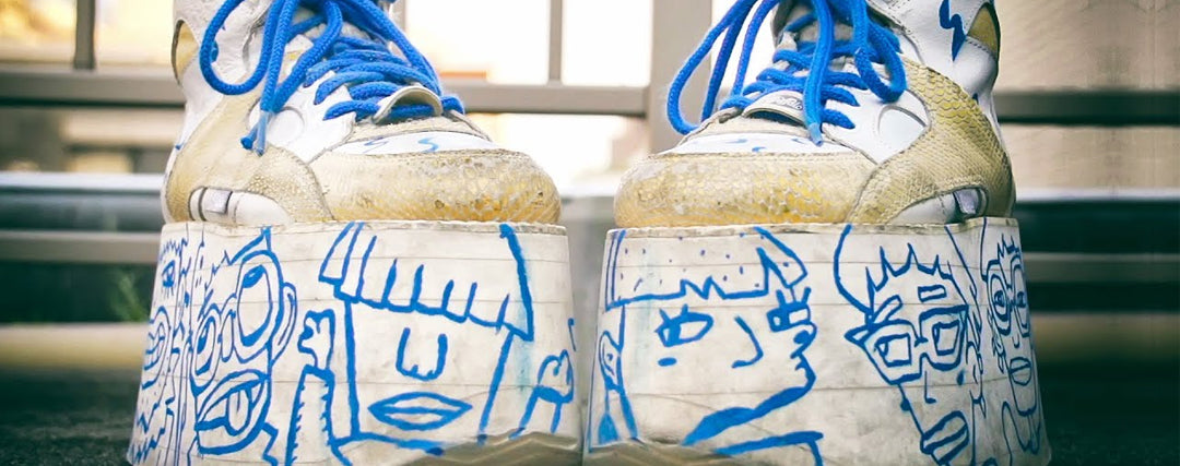 Go crazy with the shoes