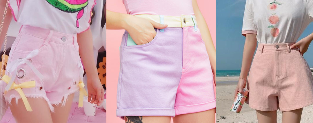 cute pastel outfit