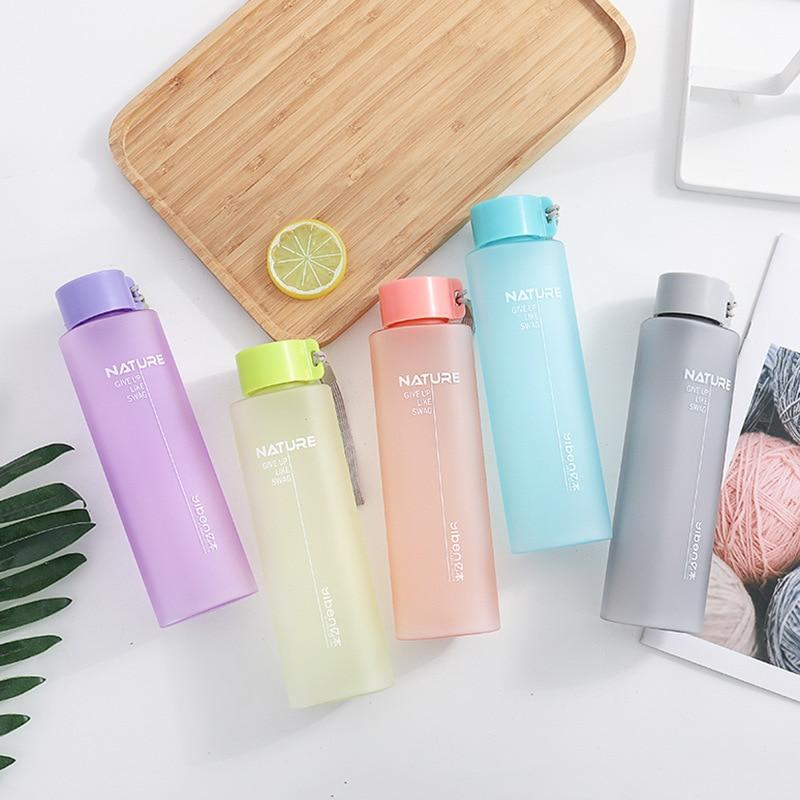 Kawaii Nature Water Bottle