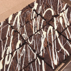 GF Double Chocolate Brownie