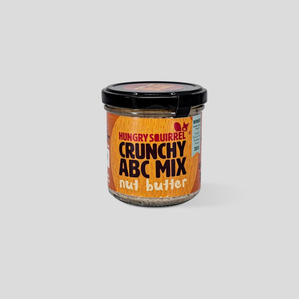 Hungry Squirrel Crunchy ABC Nut Butter