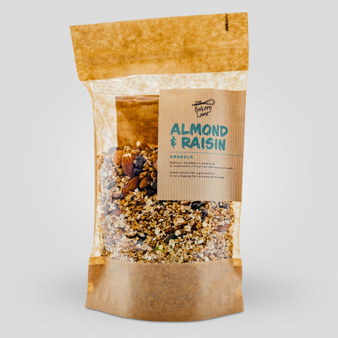 Almond & Raisin Granola
