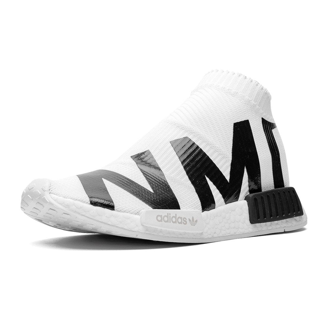 NMD_CS1 Primeknit 'White'