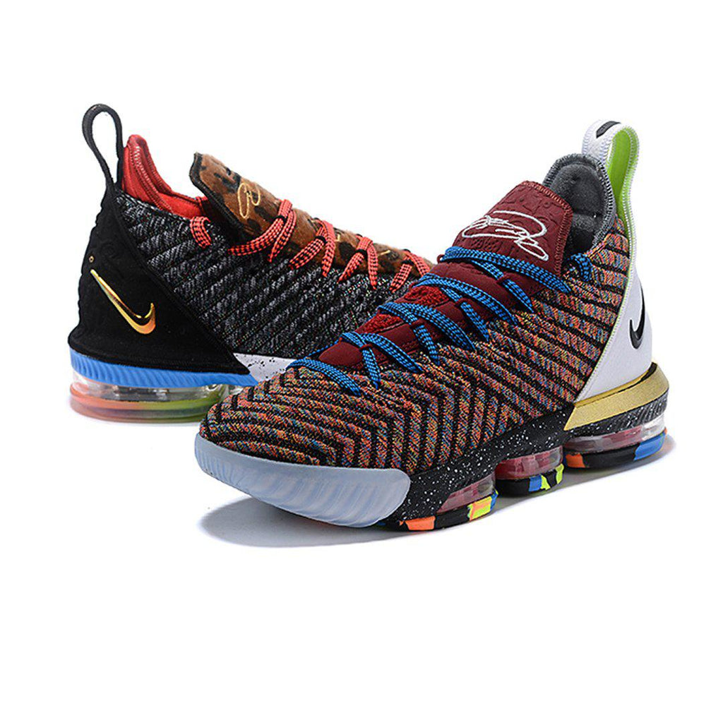 "Lebron 16 LMTD EP ""What the Lebron"""