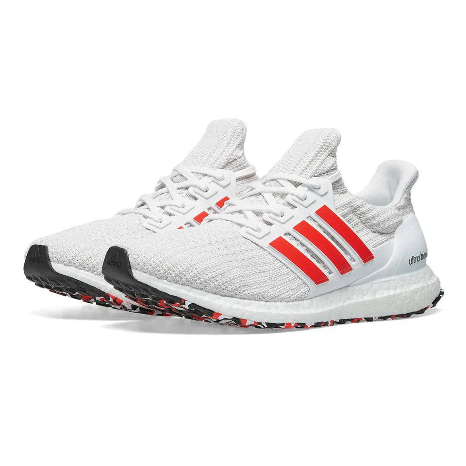UltraBoost 4.0 'Red Stripes'