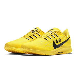 Zoom Pegasus 36  - Cody Hudson - Chrome Yellow