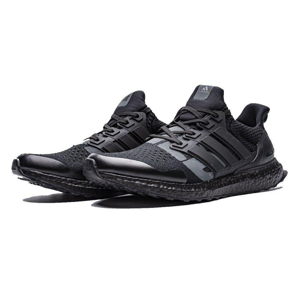 Undefeated x UltraBoost 1.0 'Blackout'