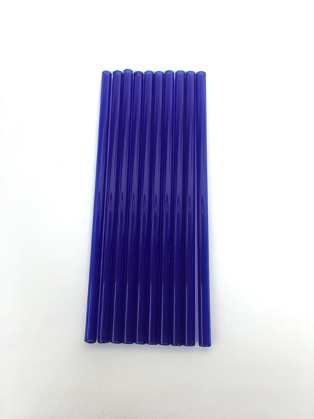 Set of Ten Standard Straws