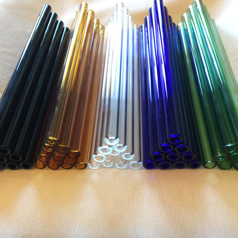 Set of Fifty Cocktail Straws