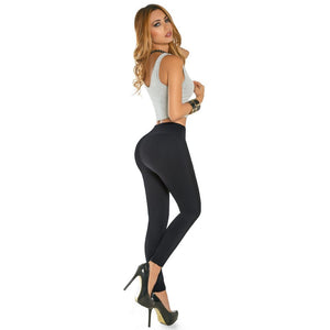 Leggings Casual Levantacola Modelo 173