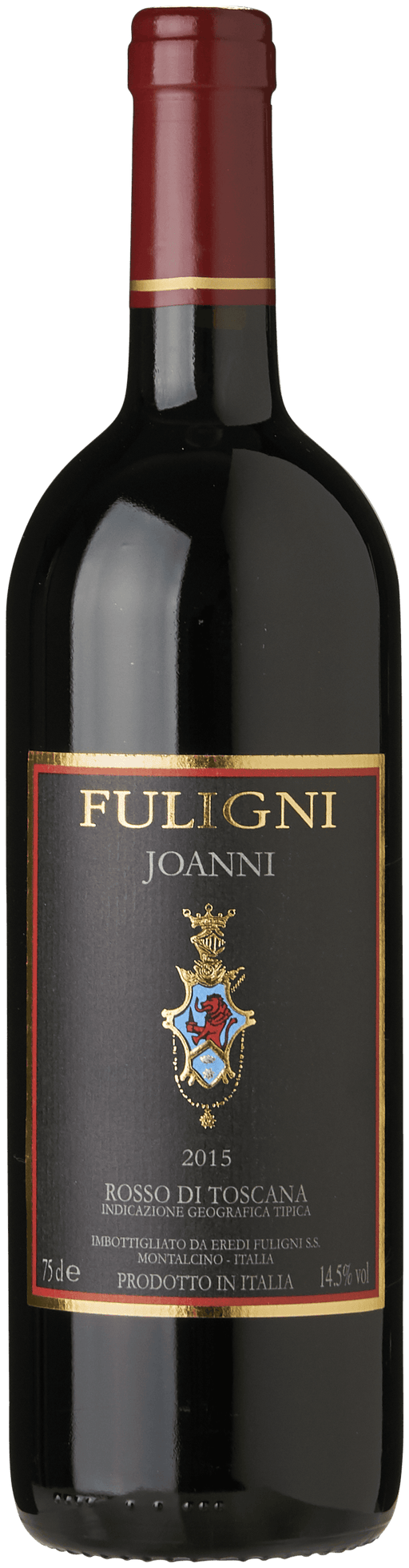 Rosso Toscano Joanni IGT Merlot - 2015