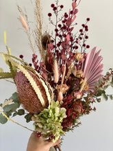Load image into Gallery viewer, Delicate Dreamy Dried Bouquet