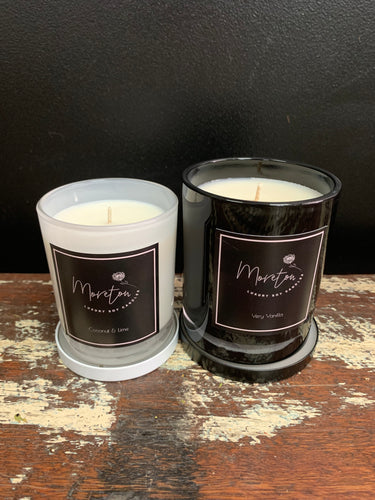Moreton Luxury Soy Candles