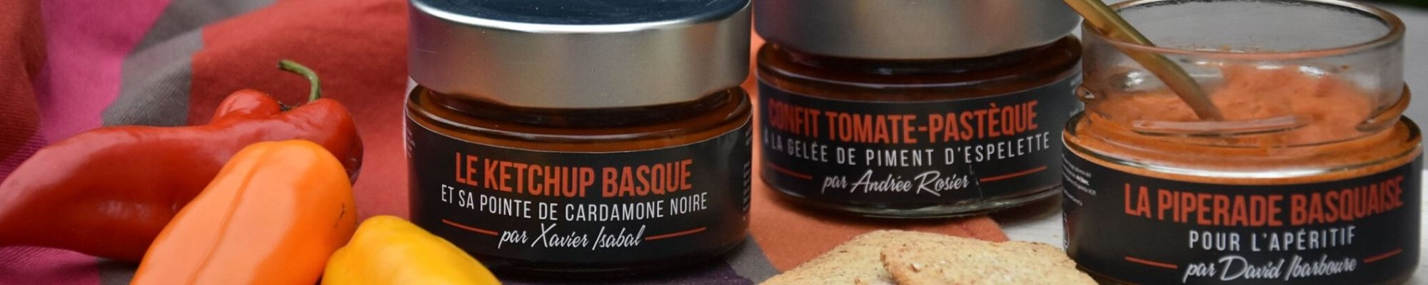 Condiments basques