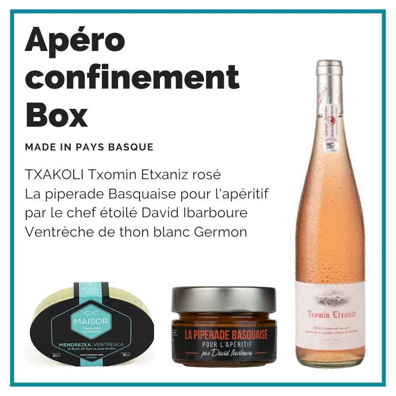 Apéro confinement Box by FRESKOA Store - FRESKOA STORE