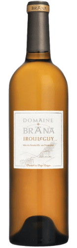 Domaine Brana Blanc 2019 by BRANA - Ispoure / Basse Navarre - Pays-Basque - FRESKOA STORE