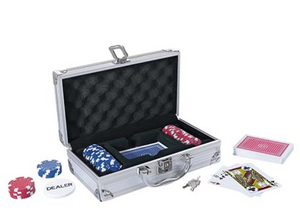 MINI MALETIN DE POKER PROMOCIONAL