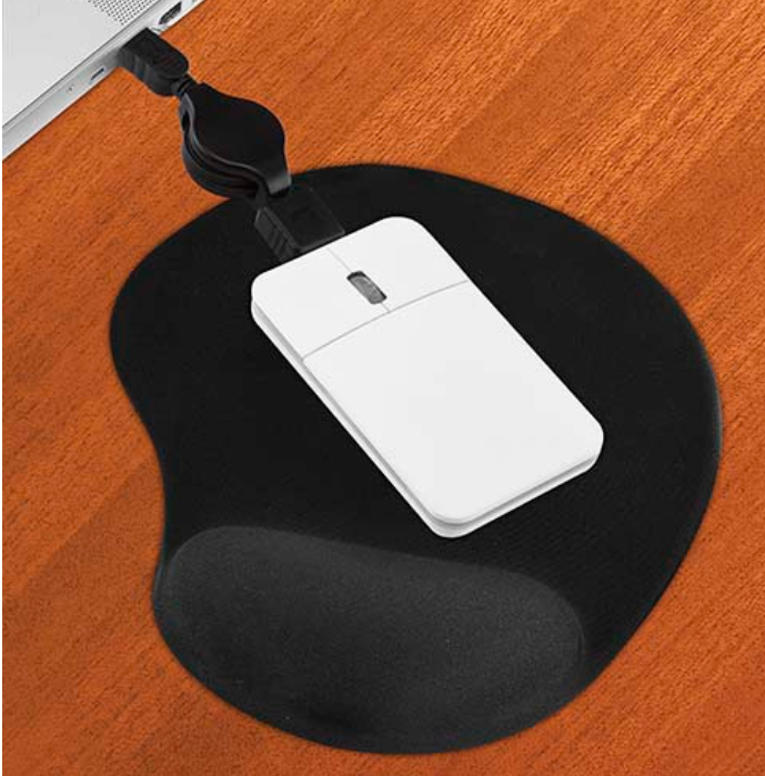 MOUSE PAD CON GEL PROMOCIONAL