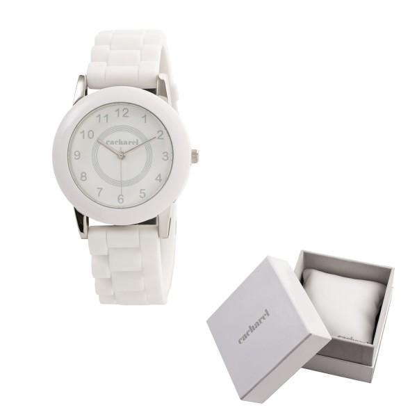 Watch Gomme White - Cacharel - CMG1651