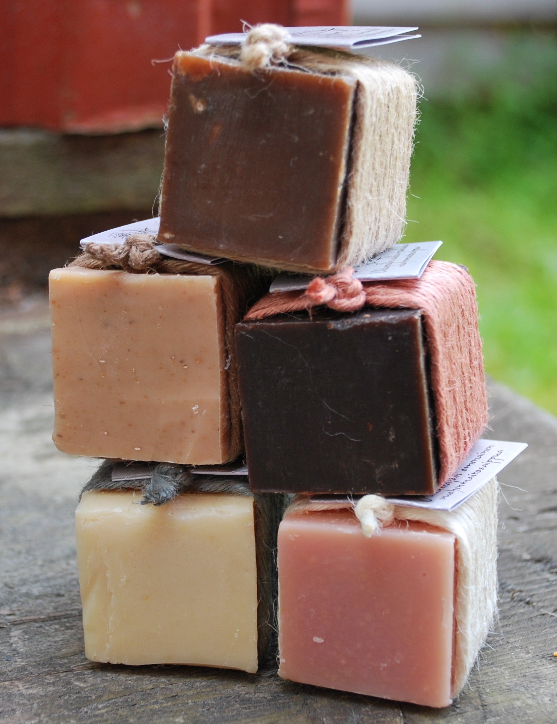 Goat's milk soap - Natural