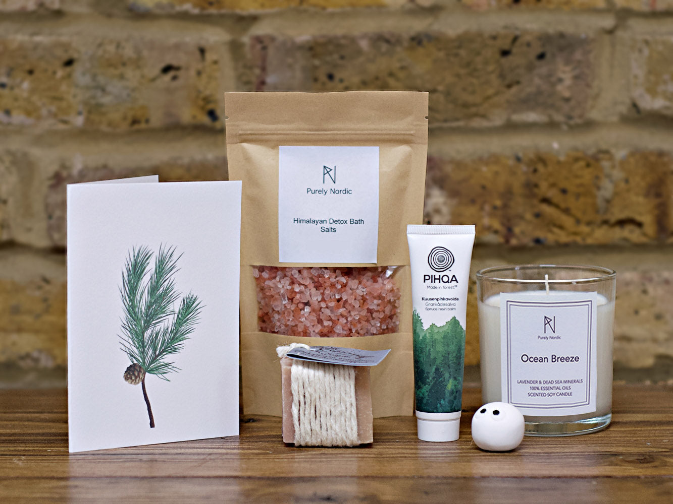 Purely Nordic Hamper - a collection of Nordic lifestyle