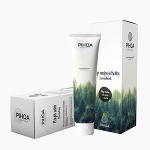 PIHQA - natural Finnish spruce resin balm - 27.5 ml tube