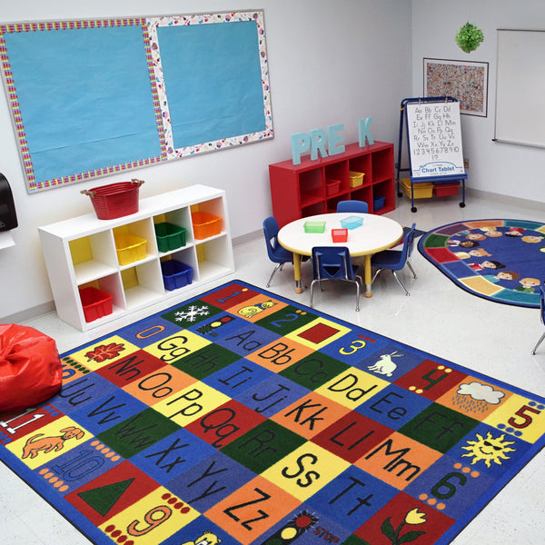 The Benefits of Classroom Rugs