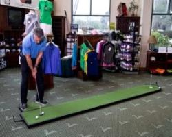 13 Foot Putting Training Aid - Flooring Mats and Turf