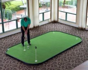 Money Maker Putting Green 8' X 14' - Flooring Mats and Turf