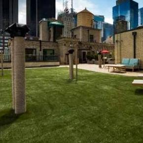 Turf Tile 2 - 10' Critical Fall Height - Flooring Mats and Turf