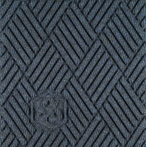 "2218 WaterHog Eco Tiles 1/4"" Diamond Pattern - Flooring Mats and Turf"