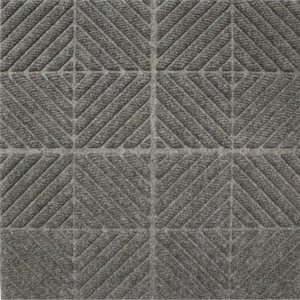 "219 WaterHog Tiles 1/4"" Diagonal Pattern - Flooring Mats and Turf"