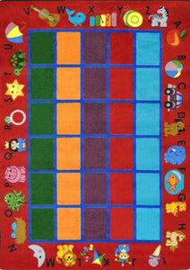 Alphabet Phonics™ - Flooring Mats and Turf