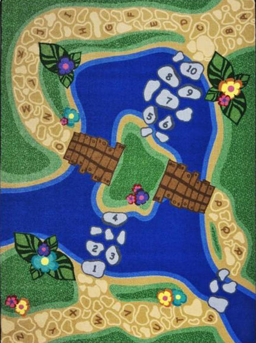 Alphabet Trail™ - Flooring Mats and Turf