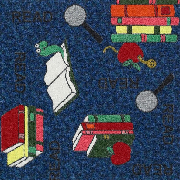 Bookworm Carpet Tile™ - Flooring Mats and Turf